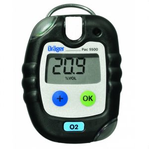 Drager Pac 5500 Gas Detector