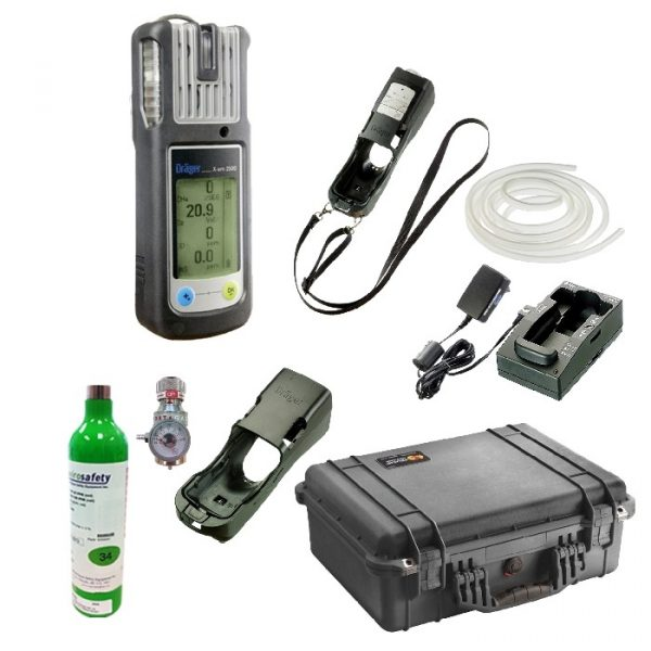 Drager X-am 2500 4-Gas Detector Package B