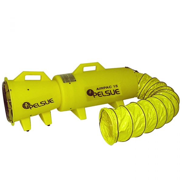Pelsue 8″ Plastic Blower Kit with 15′ Hose