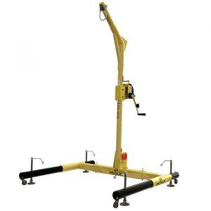 Pelsue Davit Arm System with H Base