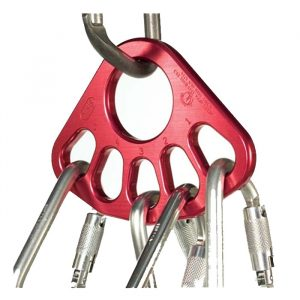 SMC Rigging Plate NFPA-Red - PMI SM130005
