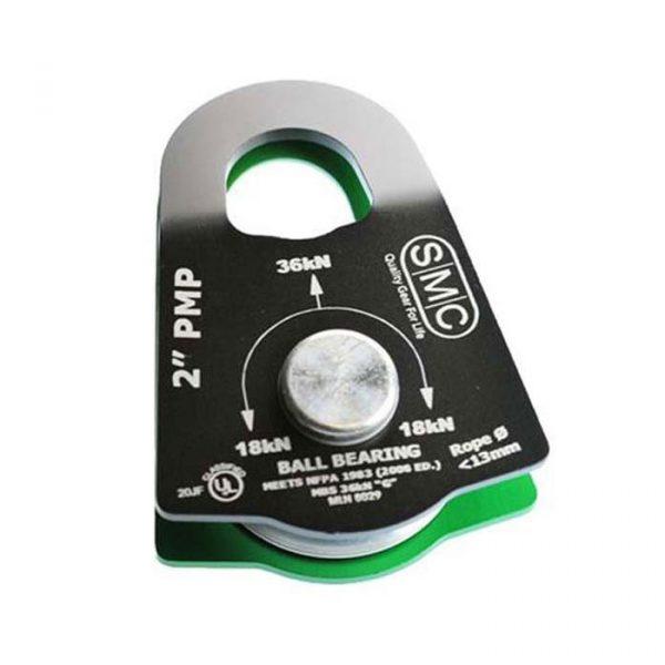 SMC 2″ Single PMP – NFPA (Green/Black) - PMI SM152700N