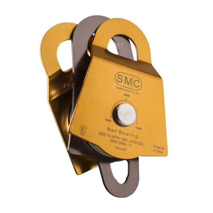 SMC 3″ Double PMP – NFPA (Gold) - PMI SM158500N