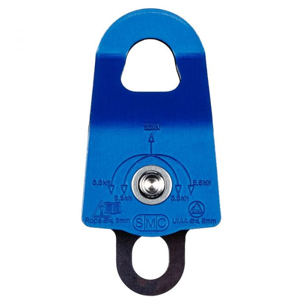 SMC JRB Double Pulley W/Becket (Blue)- PMI SM159200