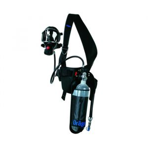 Drager PSA EBA Colt Supplied Air Respirator-DRA 4057541