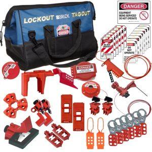 EnviroSafety Lockout Kit- ES LOKIT-1