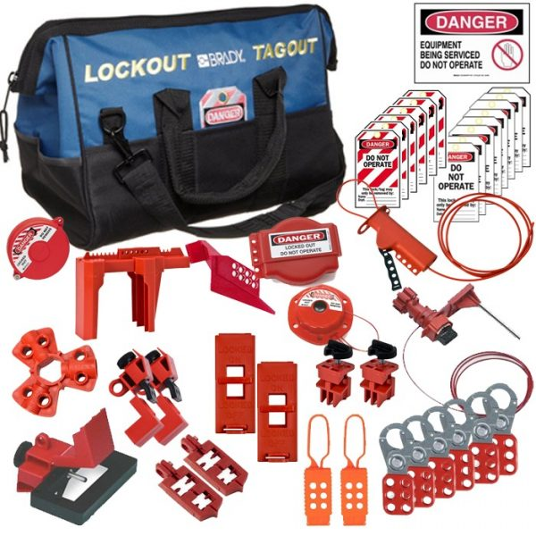EnviroSafety Lockout Kit- ES LOKIT-1