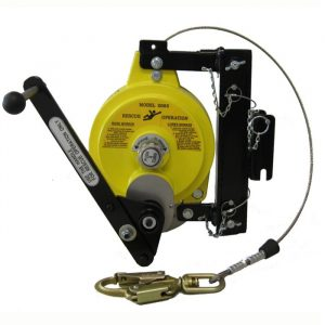 3-Way SRL / Rescue Winch (50′ & 100′) - MSE 2005 - 50SS