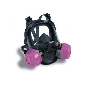 North 5400 Full Face Respirator- N 54001S