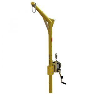 Pelsue Davit Arm System (no base) - RKIT-DAVIT